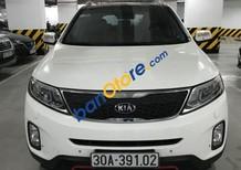 Cần bán gấp Kia Sorento 2.4 AT đời 2014, màu trắng
