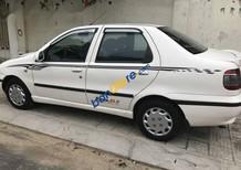 Cần bán lại xe Fiat Siena 1.3 đời 2002, màu trắng giá cạnh tranh