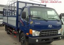 Bán xe tải Hyundai HD500 tải trọng 5 tấn, hỗ trợ trả góp ngân hàng đến 80% giá trị xe