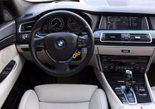 Xe BMW 5 Series 535i GT đời 2010, màu trắng, nhập khẩu chính hãng