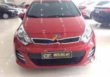 Cần bán xe Kia Rio năm 2015, màu đỏ, nhập khẩu nguyên chiếc như mới, giá tốt