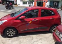 Bán Hyundai i10 1.2AT năm 2014, màu đỏ, nhập khẩu nguyên chiếc, giá 387tr