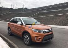 Cần bán Suzuki Vitara 2017, màu cam, xe nhập, giá tốt