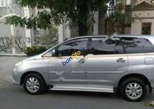 Cần bán gấp Toyota Innova G đời 2010, màu bạc, giá chỉ 499 triệu