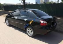 Bán xe cũ Toyota Vios E năm 2011, màu đen chính chủ, giá 345tr
