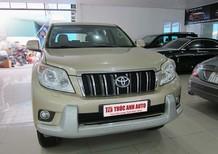 Cần bán xe Toyota Prado TXL 2010, màu vàng, nhập khẩu nguyên chiếc