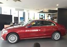 Bán xe Mercedes C250 Exclusive. sản xuất năm 2017, màu đỏ, xe nhập