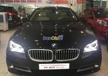Bán ô tô BMW 1 5 520i 2.0AT 206 đời 2016, màu đen, nhập khẩu chính hãng