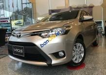 Toyota Vios 1.5E MT 2017 số sàn, mới 100%, có giao ngay