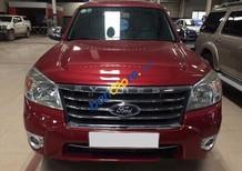 Cần bán Ford Everest sản xuất năm 2009, màu đỏ, giá tốt