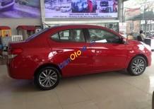 Cần bán xe Mitsubishi Attrage MT đời 2017, màu đỏ