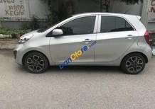 Cần bán Kia Morning MT 1.25 năm 2014, màu bạc, nhập khẩu nguyên chiếc, giá tốt