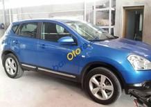 Bán Nissan Qashqai đời 2008, màu xanh lam, xe gia đình đi giữ gìn bảo dưỡng cẩn thận