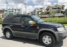 Cần bán xe Ford Escape 2.0 đời 2005, màu đen số sàn