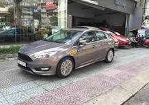 Cần bán lại xe Ford Focus sản xuất năm 2016, màu nâu, xe nhập