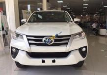 Cần bán Toyota Fortuner 2.4G năm 2017, màu trắng, nhập khẩu