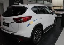 Bán Mazda CX 5 2.5AT AWD năm sản xuất 2017, màu trắng, giá chỉ 981 triệu