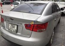Bán Kia Forte SLi 1.6AT năm 2009, màu bạc, nhập khẩu nguyên chiếc như mới