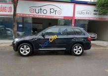 Cần bán lại xe BMW X5 sản xuất 2007, màu đen số tự động, giá tốt