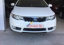Cần bán xe Kia Forte 1.6AT năm 2011, màu trắng