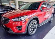 Bán Mazda CX 5 2.0 năm sản xuất 2017, màu đỏ, 879 triệu
