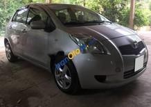Bán xe Toyota Yaris sản xuất năm 2007, màu bạc, nhập khẩu nguyên chiếc số sàn, 335 triệu