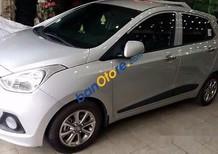 Chính chủ bán Hyundai i10 XLS đời 2015, màu bạc, nhập khẩu, 435tr