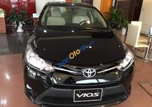 Bán ô tô Toyota Vios 1.5G (CVT) năm 2017, màu đen