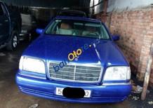 Xe Mercedes S280 đời 1996, màu xanh lam, xe nhập