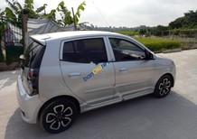 Cần bán lại xe Kia Morning SLX năm sản xuất 2009, màu bạc, nhập khẩu xe gia đình