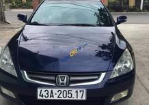 Bán Honda Accord sản xuất năm 2005, màu xanh lam, nhập khẩu nguyên chiếc
