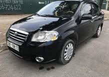 Cần bán xe Daewoo Gentra năm 2009, màu đen