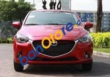 Cần bán Mazda 2 1.5L AT sản xuất 2017, màu đỏ, giá chỉ 535 triệu