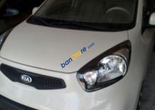 Cần bán Kia Morning Van năm 2012, màu kem (be), nhập khẩu, giá 255tr
