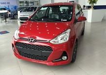 Bán xe Hyundai Grand i10 1.0 lắp ráp đời 2018, giá cạnh tranh, LH 0964898932