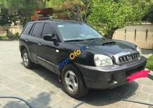 Cần bán gấp Hyundai Santa Fe AT đời 2002 số tự động, 280tr