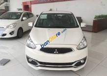 Cần bán xe Mitsubishi Mirage sản xuất năm 2017, màu trắng, nhập khẩu