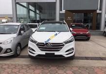 Bán ô tô Hyundai Tucson 2.0AT sản xuất 2017, màu trắng, nhập khẩu