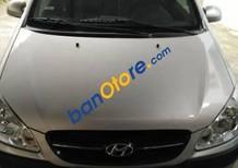 Bán Hyundai Getz sản xuất 2009, màu bạc xe gia đình giá cạnh tranh