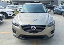Cần bán Mazda CX 5 2.5L 2WD năm 2016, màu ghi vàng giá cạnh tranh