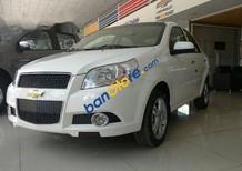 Bán Chevrolet Aveo sản xuất 2017, màu trắng, nhập khẩu nguyên chiếc, giá tốt