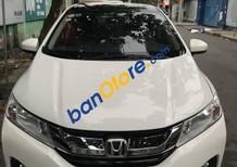 Cần bán xe Honda City 1.5AT sản xuất 2015, màu trắng