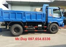 Xe tải ben 9.2 tấn Trường Hải FD9500 7.6M3 bửng mở, xe tải tự đổ 9 tấn Trường Hải giao xe ngay (có trả góp) 2017