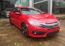 Bán ô tô Honda Civic 1.5 Turbo 2018, màu đỏ, nhập khẩu