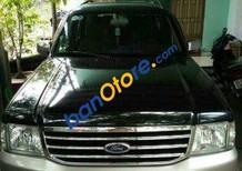 Cần bán lại xe Ford Everest MT năm 2005, màu đen chính chủ, giá chỉ 305 triệu