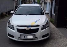 Bán xe Chevrolet Cruze LS 1.6 MT sản xuất 2014, màu trắng