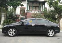 Cần bán Honda Civic 2.0AT năm 2009, màu đen giá cạnh tranh