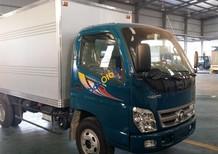 Xe Ollin nâng tải 5 tấn thùng dài 4.2 m, giao xe nhanh - 0985710246