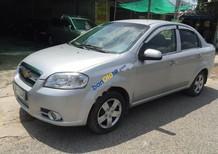 Slon ô tô Tú Sơn bán xe cũ Chevrolet Aveo 1.6 đời 2013, màu bạc