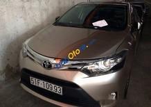 Cần bán xe Toyota Vios G 1.5AT sản xuất 2015, xe đi ít và rất giữ gìn